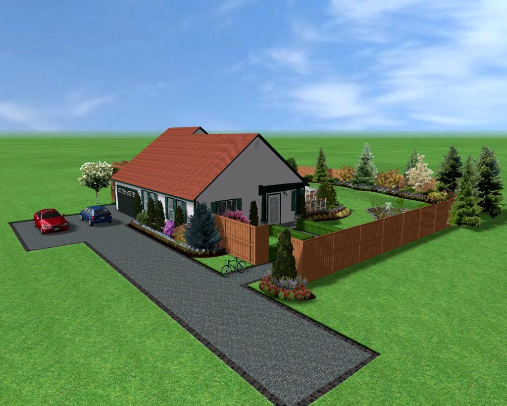 Načrtovanje vrta 2