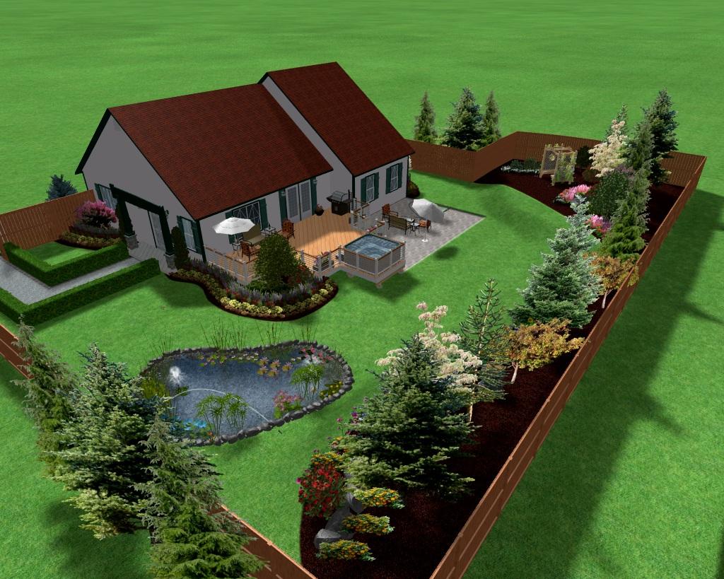 Načrtovanje vrta 3