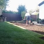 Polaganje trave 1