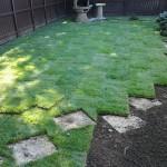 Polaganje trave 2